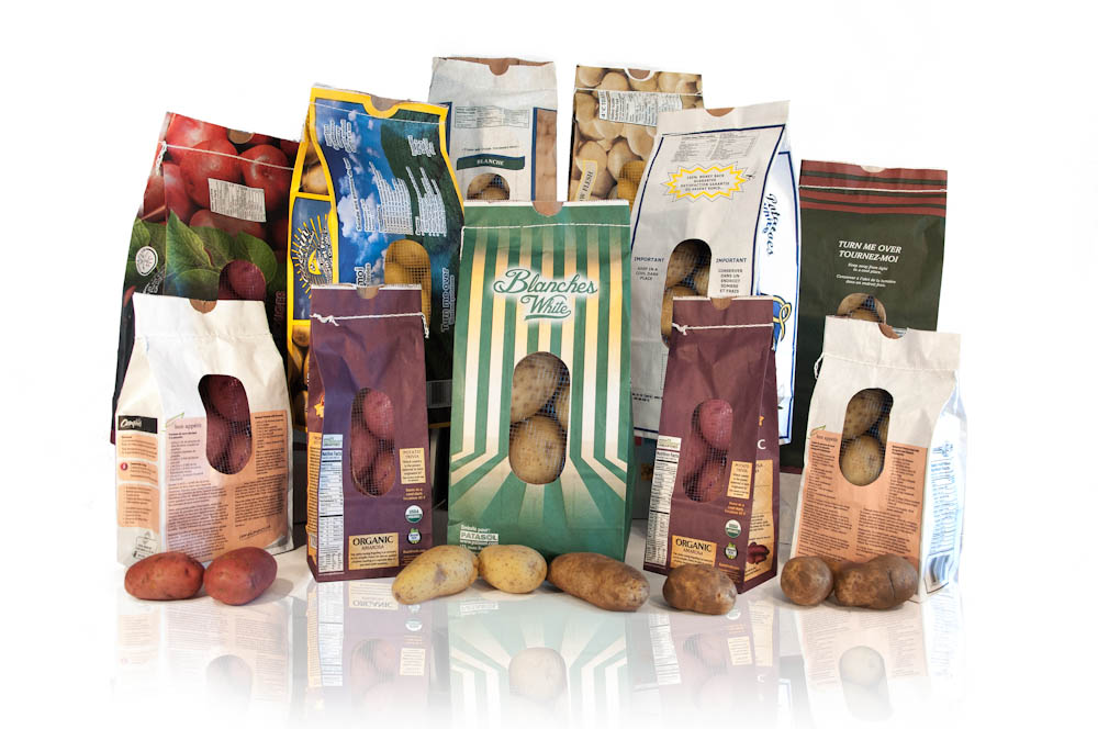 Sacs patates / Potato bags