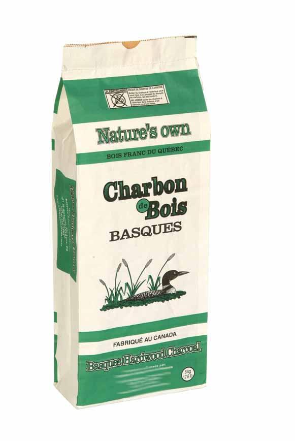 Charbon de bois / Charcoal bag