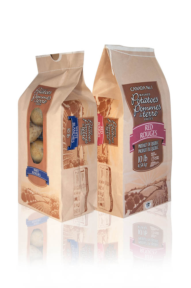 Sacs à pommes de terre / Potato bag
