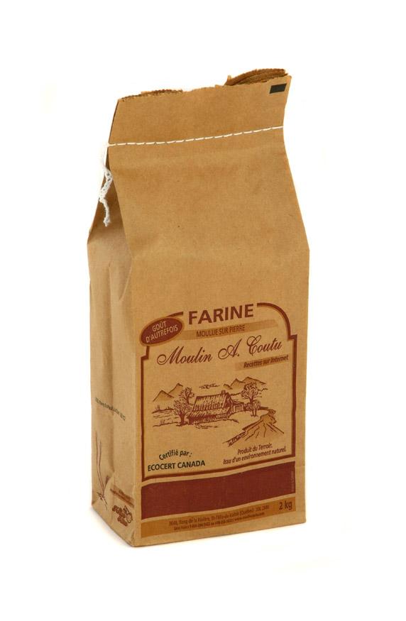 Sac à farine / Flour bag