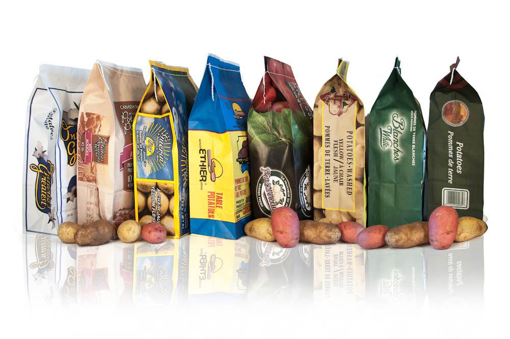 Sacs pommes de terre / Potato bags