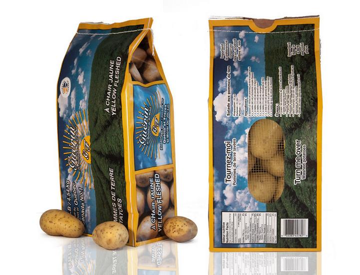Sac pomme de terre / Potato Bag